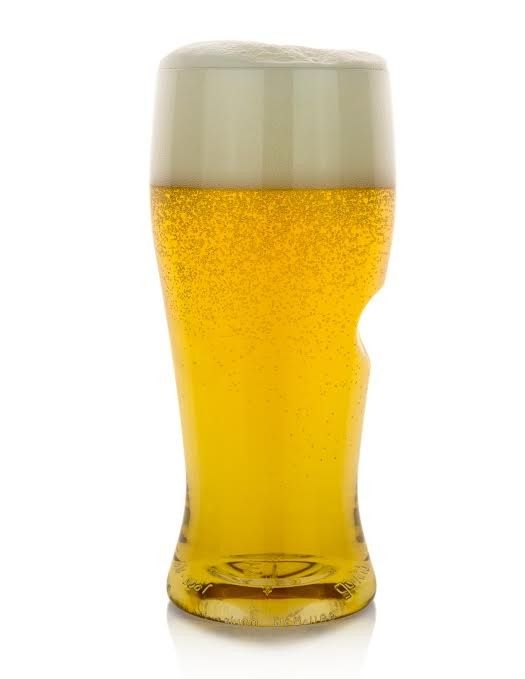 Govino Go Anywhere Beer Glass...now these are pretty handy...reusable, recyclable and they won't break!
