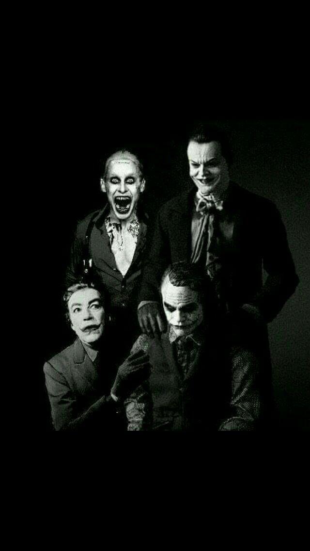 all jokers together art-ის სურათის შედეგი