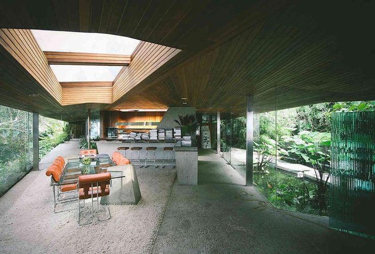 Amazing Modernist Srchitecture on Film - The Sheats Goldstein Residence – The Big Lebowksi