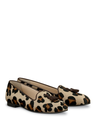Boots in up to 21 calf sizes & shoes and ankle boots in 3 widths. Style is nothing without fit.    leopard slipper