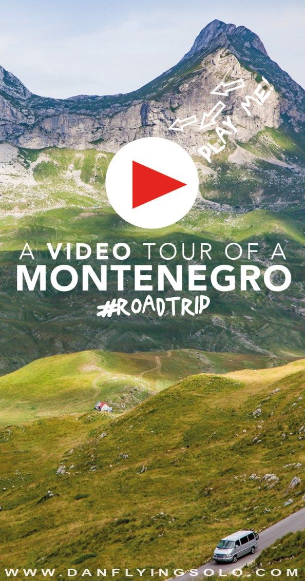 A road trip through Montenegro might be one of the most beautiful vacations you…
