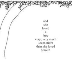 The Giving Tree Tattoo Quotes