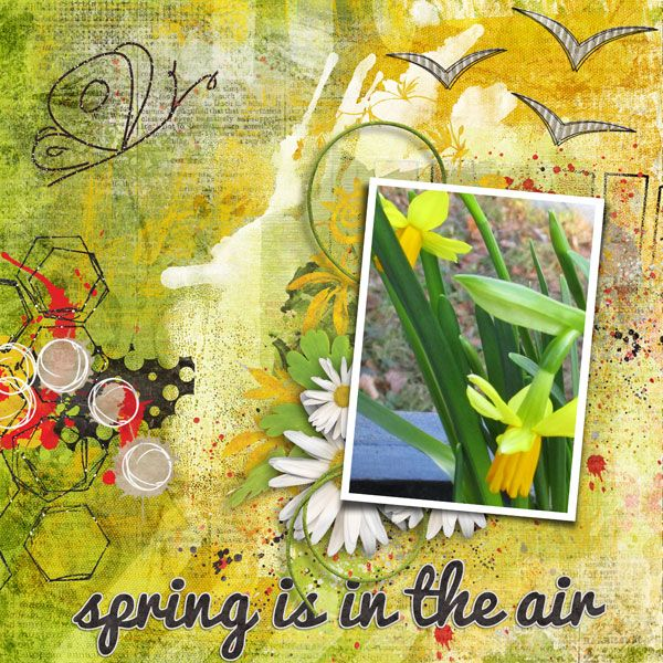 Spring is in the air - Spring Sentiments - Fusion Kit by Created by Jill - Blendits Layered Template 5 by Created by Jill https://www.pickleberrypop.com/shop/manufacturers.php?manufacturerid=160