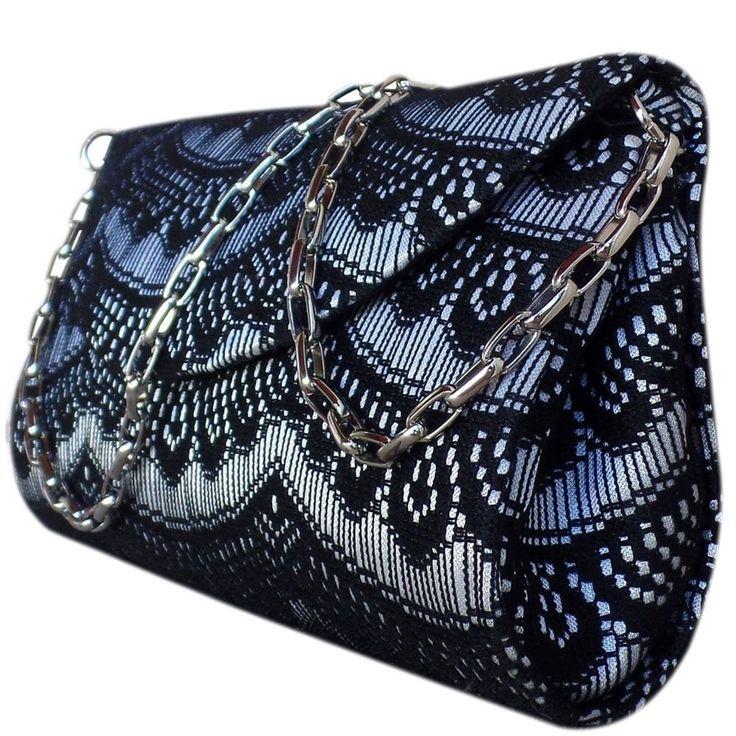 Bolsa De Renda Branca : Mas de imagens sobre carteiras clutches e bolsas em