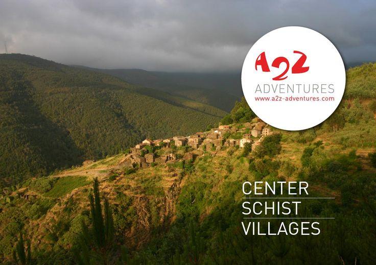 Schist Villages, Portugal  Destination brochure of Walking and Biking tours in Portugal