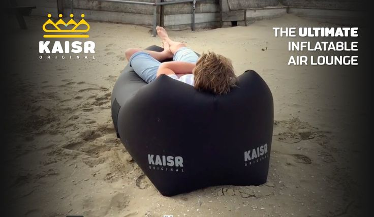 KAISR Original™: The Ultimate Inflatable Air Lounge