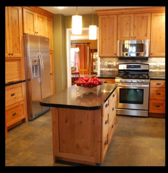 Kitchen Trends Knotty Alder Kitchen Cabinets: Best 16 Knotty Pine Cabinets/kitchen Ideas On Pinterest