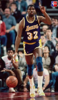 Magic Johnson - LA Lakers