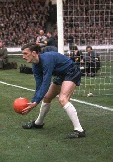 Alex Stepney England 1968