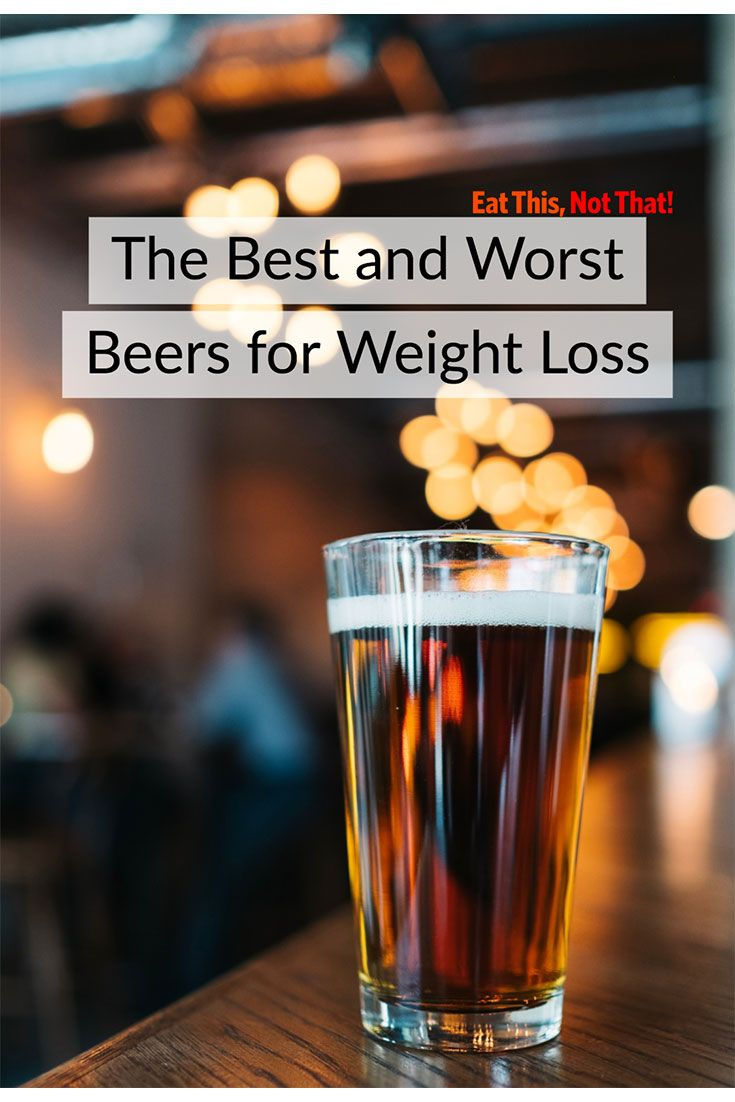 The Best Beer To Drink On A Diet And The Worst Eat This Not That Best Beer To Drink Beer Diet Healthy Beer
