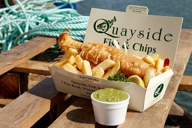 The UK's best fish and chips