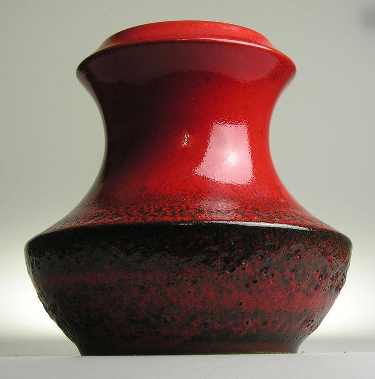 Vintage German Vase 548 17