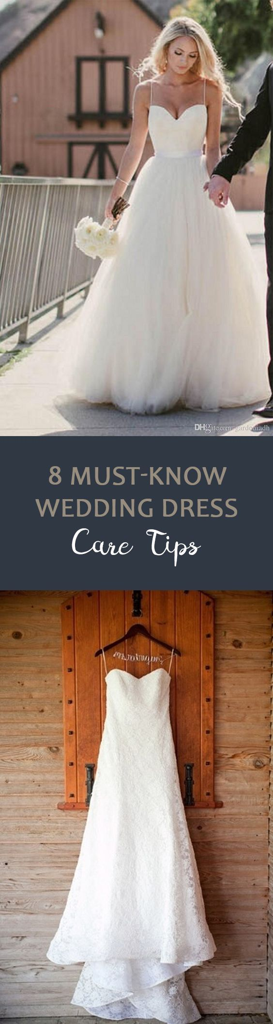 How to Care For Your Wedding Dress, Wedding Dress TIps, Wedding Dress Care Tips, How to Care for Your Wedding Dress, Wedding Dress Care, Wedding Dress Storage TIps, How to Store Your Wedding Dress, Popular Pin