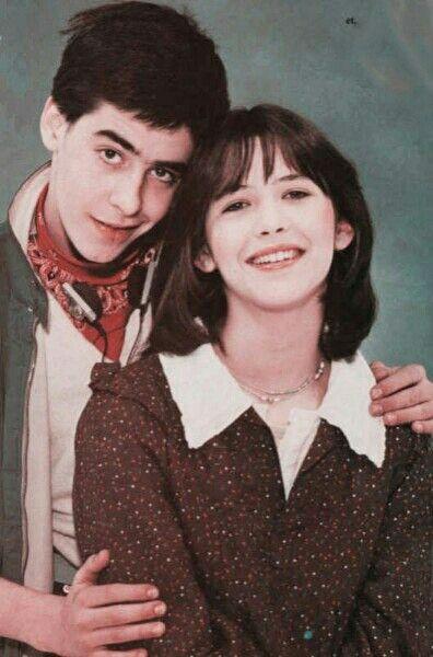 Alexandre Sterling  & Sophie Marceau