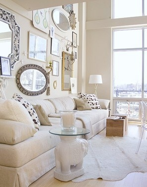 Wall Of Mirrors best 25+ mirror gallery wall ideas on pinterest   wall of mirrors