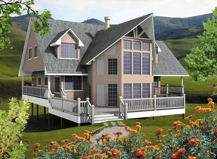 Eplans Cottage House Plan   Spectacular Vaulted And Beamed Great Room    2682 Square Feet And