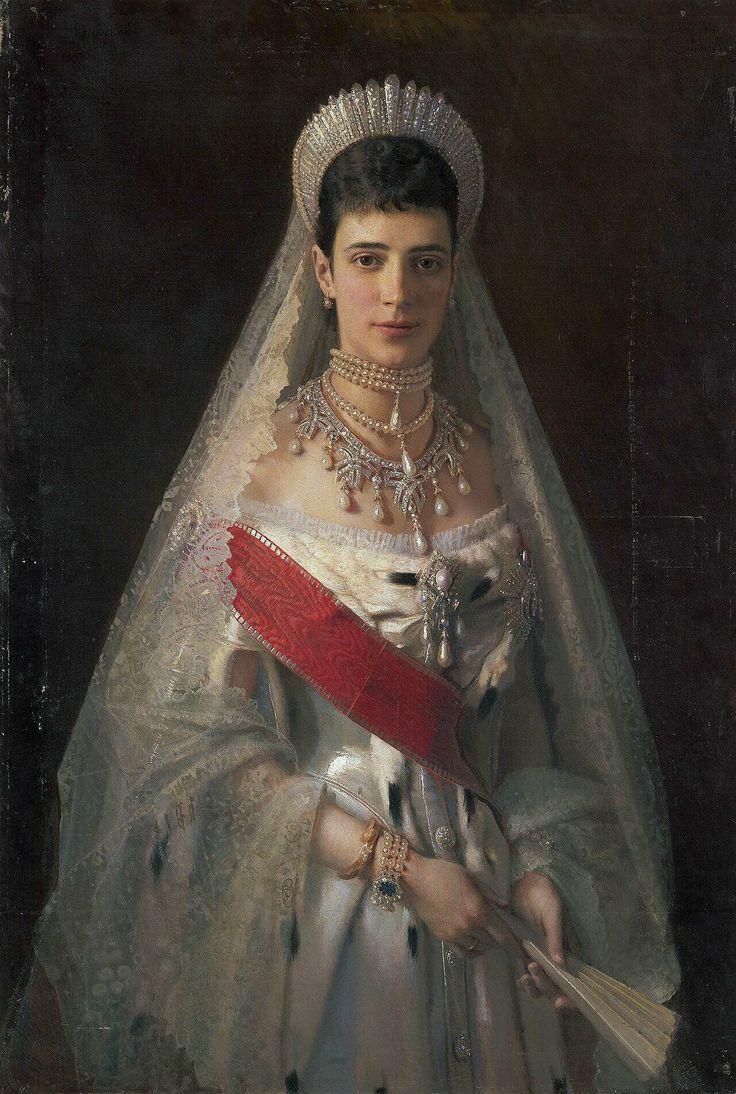 Maria Fjodorowna, Prinzessin Dagmar von Dänemark OÖ Alexander lll.