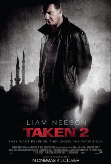 Uprowadzona 2 (2012)