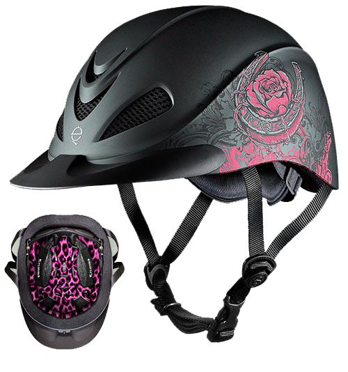 Troxel Youth Rebel Western Helmet
