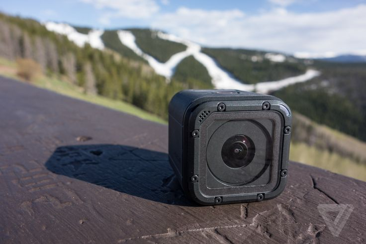 GoPro's Hero 4 Session is its smallest camera ever | The Verge