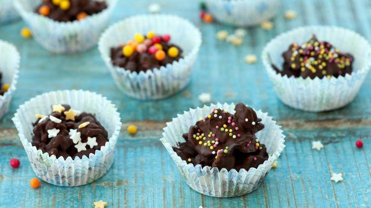 Rice krispies koekjes of cornflakes koekjes | VTM Koken