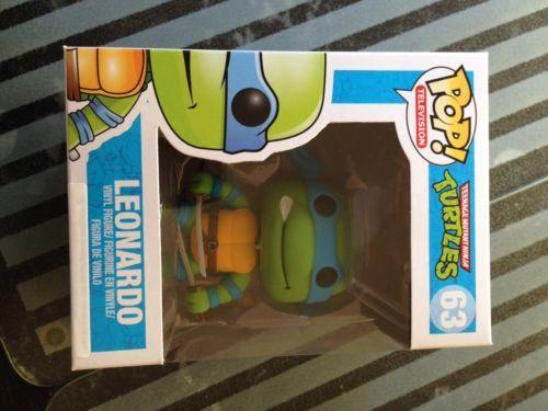 Funko pop leonardo teenage mutant #ninja #turtles #figure new,  View more on the LINK: http://www.zeppy.io/product/gb/2/232212994833/