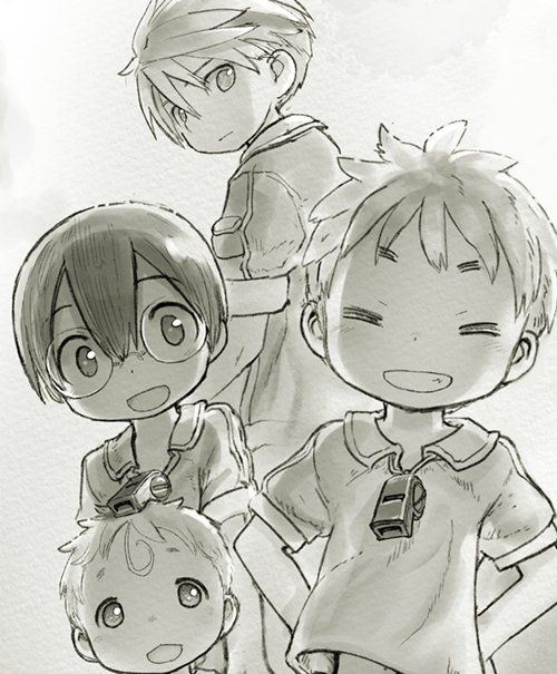 175 Best Made In Abyss Images On Pinterest