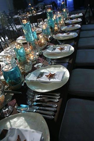 Pagan & Chris: Table Setting