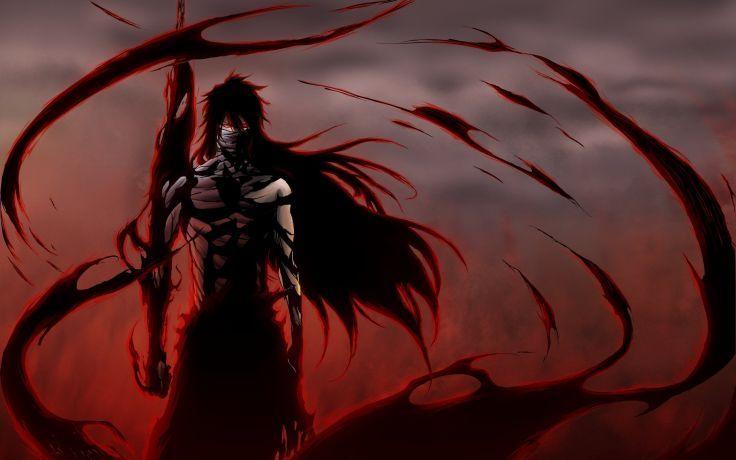 Bleach Kurosaki Ichigo Final Getsuga Tenshou Mugetsu