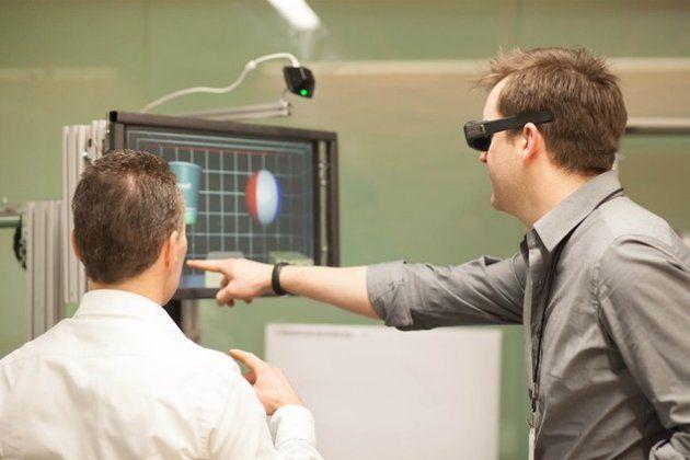 De nieuwe Haptic technologie van Microsoft!