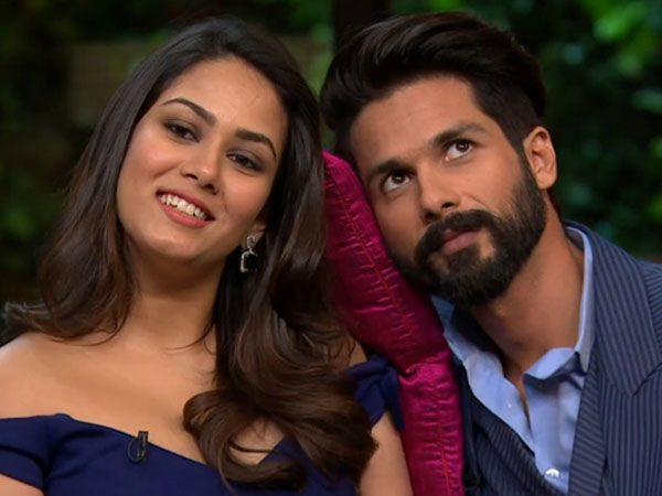 WATCH: Shahid Kapoor imitating his wife Mira Rajput is the cutest thing you will see today