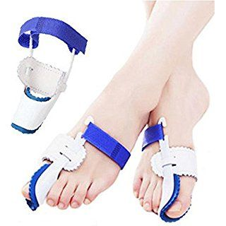 Outdoorpro Bunion Splint for Bunions for Crooked Toes Alignment & Big Toe Joint Pain Relief Soothe Your Sore Feet, Ease Foot Pain and Prevent Bunion Surgery