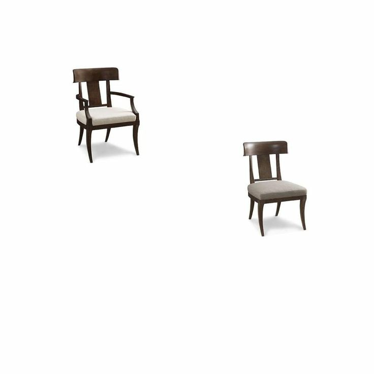 Thomasville Furniture Harlowe U0026 Finchset 4 Mykonos Side U0026 2 Mykonos Arm  Chairs