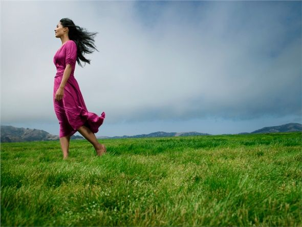 Rüzgarda durmayın. Başa doğrudan gelen rüzgarı önlemek çok önemlidir.