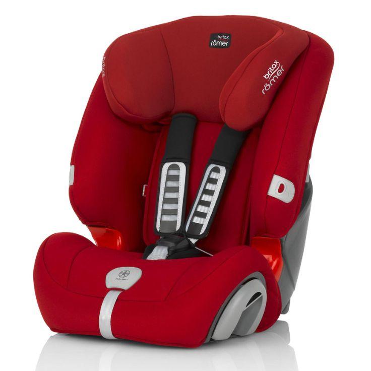 BRITAX RÖMER Autostoel Evolva 123 Plus Flame Red