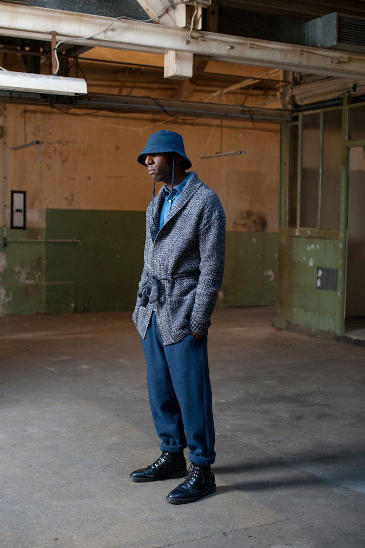 Bleu de Paname Lookbook 2015