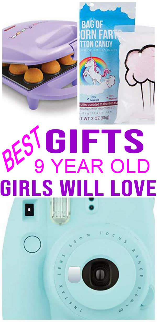 gifts 9 year old girls will love amazing gift ideas for girls great for tweens and pre teens fun products and toys for kids perfec