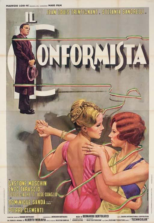 #IlConformista #moravia