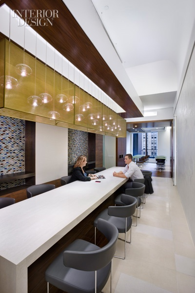 CBRE Group for its offices in New York. Nominated by Gensler