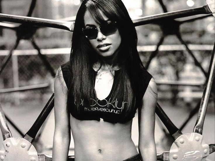Aliyah Singer   ... marks the 10th anniversary of the passing of aaliyah the r b singer