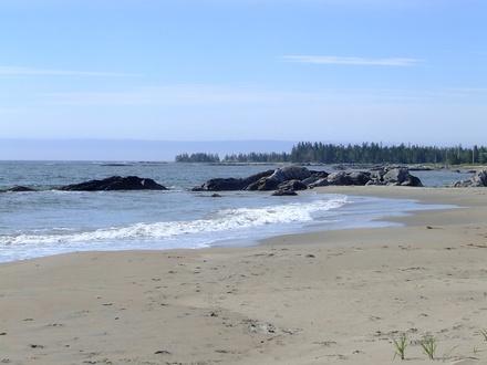 Green Bay Beach, Nova Scotia
