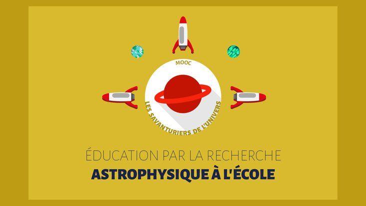 Astronomie, astrophysique, exploration spatiale, histoire des sciences, épistémologie : décollez à la conquête de l'univers avec vos classes.