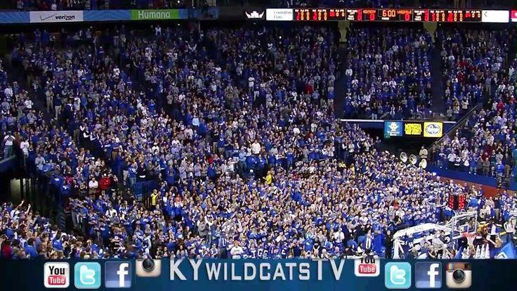 Kentucky Wildcats TV: Kentucky 73 Louisville 66