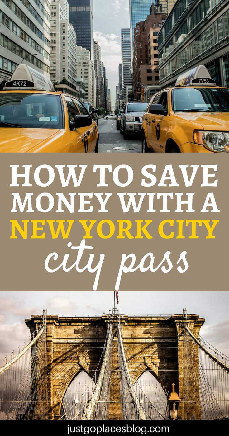 How to get the best value out of a New York CityPASS and how to visit the vity in the smartest way. How to use the City Pass for a 3 Day Visit to New York City : how to save money in New York. | New York City Pass | New York on a budget travel | New York travel tips #newyorkcity #newyork #howtosavemoney #budgettips - via @justgoplaces