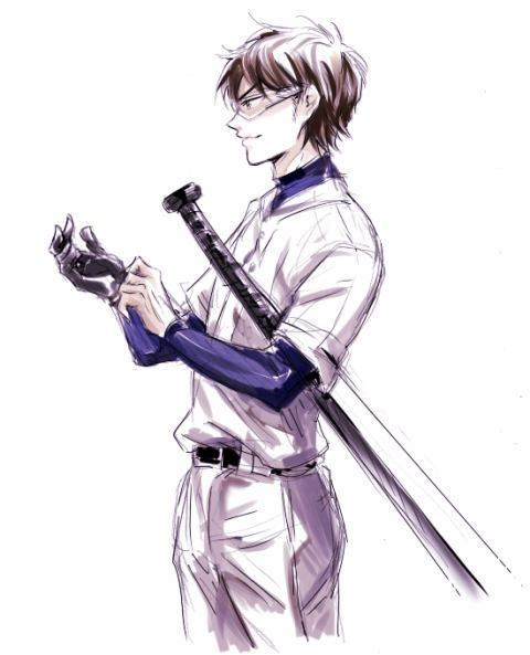 Top 10 Ace Of Diamond Character: 443 Best Diamond No Ace Images On Pinterest
