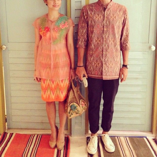 converse-sneakers-and-aldo-heels-and-ikat-indonesia-shirt-and-ikat-indonesia-dress