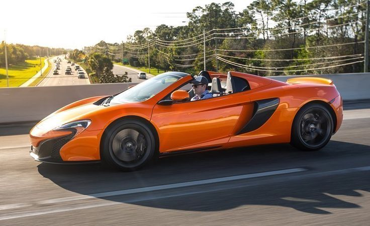 2015 McLaren 650S Spider Tested: Catch Me If You Can Can Waze, the world's most popular cop-spotting app, enable a McLaren to streak across Florida undetected? We head to Alligator Alley to find out.