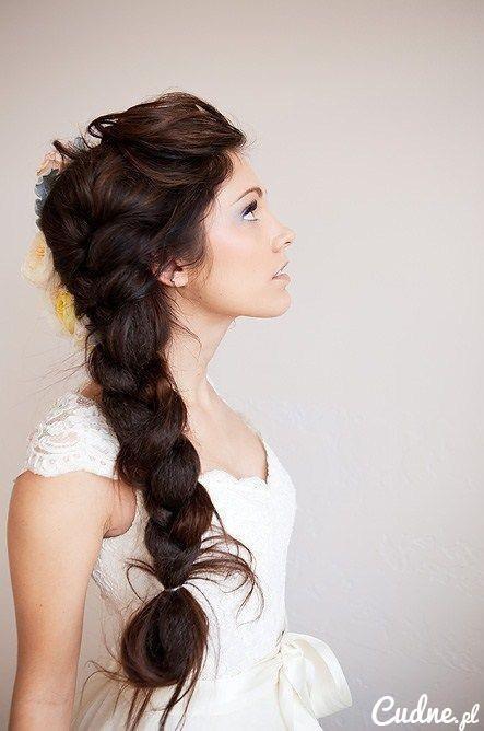 .: Braids Hairstyles, Big Braids, Long Hair, Beautiful, Long Braids, Hair Style, Thick Braid, Side Braids, Thick Hair