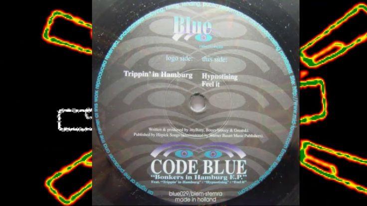 Code Blue - Feel It | 90s EURO HOUSE/HARD HOUSE