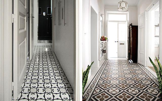 Las 25 mejores ideas sobre decorar el pasillo largo en - Entradas y pasillos ...